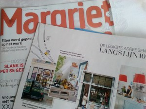 Kaffa in Margriet